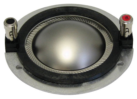 Eminence Replacement HF Diaphragms