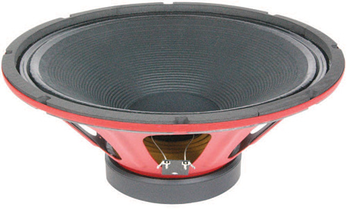 "Eminence 15"" Bass Guitar Speakers"