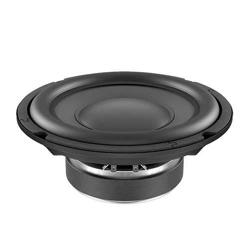 "8"" LaVoce speakers"
