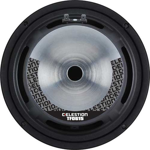 "Celestion 6"" Midrange Speakers"