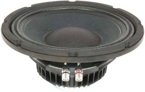 "Eminence 10"" Pro Audio Speakers"