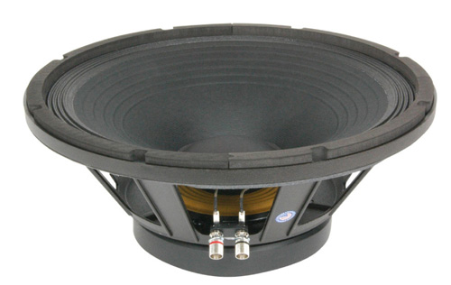 "Eminence 15"" Pro Audio Speakers"