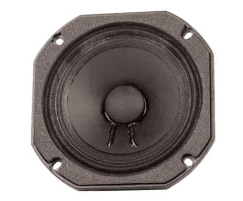 "Eminence 5"" Midrange Speakers"